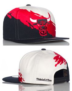 81c7129c119 MITCHELL AND NESS Snapback cap  Karmaloop