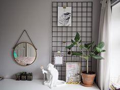 DIY – WIRE MEMO BOARD | Lust Living