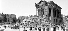 1963 - La ciudad yugoslava de Skopje devastada por un sismo con 1006 fallecidos