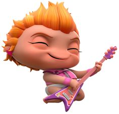 Rocket Power, Princess Peach, Princess Zelda, Disney Princess, Rockers, Baby Beat, Baby Rocker, Happy Party, Monster High