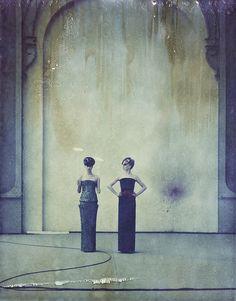 Cathleen Naundorf | Some Enchanted Evening III - Armani