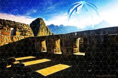 Geometry in the Real World: Room of the Three Windows, Machu Picchu, Art Geometry Art, Machu Picchu, The Real World, Peru, Windows, Spaces, Room, Turkey, Bedroom