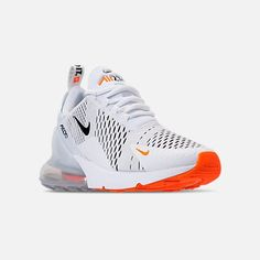 separation shoes f0cee b7cb6 Three Quarter view of Men s Nike Air Max 270 Casual Shoes Size 11