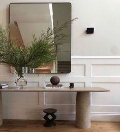 Design Entrée, Deco Design, Interior Styling, Interior Decorating, Interior Design, Design Interiors, Modern Interiors, Floor Plan Layout, Entry Hallway