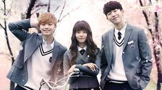 Get ready for the school year with DramaFever's updated Back to School collection!