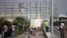 Referenz: Gaza-Streifen: Israelis wollen Trumps Mexiko-Mauer bauen