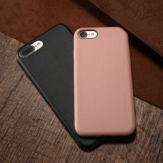 FLOVEME Full Protect Cases For iPhone 6 6S 7 Plus Luxury Business PU Leather Slim Cover For iPhone 7 6 6S Plus Capa Accessories