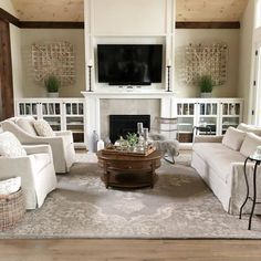 admirable living room wall decor ideas that you must be know 65 52 Living Room With Fireplace, My Living Room, Living Room Furniture, Home Furniture, Living Room Decor, Antique Furniture, Rustic Furniture, Modern Furniture, Furniture Stores