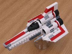 Lego Viper... BSG!