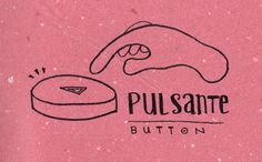 Learning Italian Language ~ Pulsante (button)
