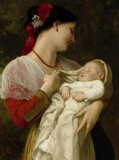William Adolphe Bouguereau -click on image to enlarge