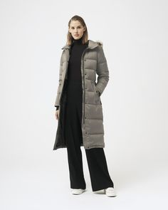"""Femme – Tagged """"Parka"""" – Quartz Co. - Canadian Made Winter Jackets Down Winter Coats, Winter Jackets, White Ducks, Duck Down, Down Parka, Japanese Fabric, Canada, Military Jacket, Shop Now"""