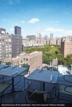 Les meilleures adresses de rooftops new-yorkais