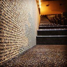 #ShareIG #Carpete #Baltimore #BeaulieudoBrasil no @GNCcinemas em @balneáriocamboriu. #soluçõesinteligentes #piso #design #interiores #arqdesign #arquitetura