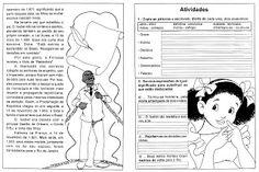 SOS PROFESSOR-ATIVIDADES: Consciência negra