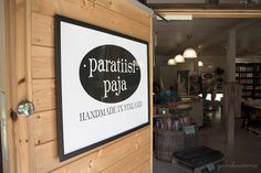 Handcraft village in Kustavi, Finland.   qandvictoria.wordpress.com