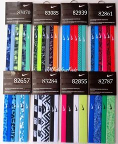 Nike Shoes OFF!> Nike Unisex Assorted 4 or 6 PK Swoosh Sport Headbands Hairband Variety of Colors Nike Tie Headbands, Athletic Headbands, Sports Headbands, Sporty Outfits, Nike Outfits, Athletic Outfits, Nike Free Shoes, Running Shoes Nike, Shoes Sport