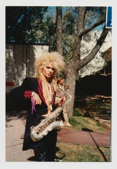 Michael 1983 at Ruisrock