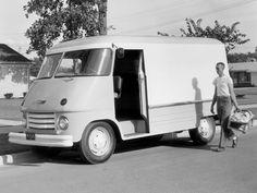 1957 Chevrolet Step-Van  www.camperingiro.blogspot.it