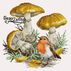 Cross Stitch Charts Free counted cross stitch patterns of beautiful designs! Cross Stitch Kitchen, Cross Stitch Bird, Simple Cross Stitch, Cross Stitch Flowers, Cross Stitching, Easy Cross Stitch Patterns, Cross Patterns, Cross Stitch Charts, Cross Stitch Designs