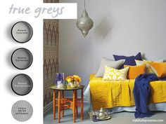Let's start with a colour that has been the darling of the interior world for years… and while we might be tired of it just now, it deserves that popularity....