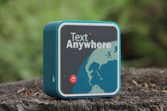 Satellite texting: Text Anywhere. Activate on demand: $30 for a month of service and up to 100 satellite text messages. $400 for the unit.