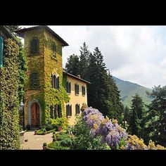 To spend time in Tuscany, and tour all of Italy...