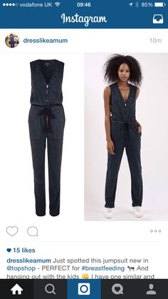Hanging Out, Breastfeeding, Topshop, Jumpsuit, Clothes, Dresses, Fashion, Overalls, Outfits