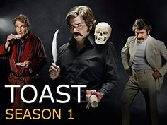 Find more tv shows like Toast of London to watch, Latest Toast of London Trailer, Steven Toast, an eccentric middle aged actor with a chequered past, spends more time dealing with his problems off stage than performing on it Best Tv Shows, Favorite Tv Shows, Steven Toast, Toast Of London, Matt Berry, Tracy Ann, The Mighty Boosh, Dance Numbers, Humor