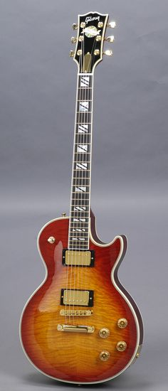 Gibson 2003 limited edition Les Paul Supreme