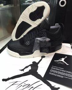 pretty nice 58142 9e7f2 Air Jordan 4 Retro Premium Black Release Info, Images - Air 23 - Air Jordan  Release Dates, Foamposite, Air Max, and