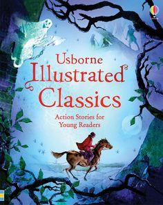 """""""Action"""" classics (but no Treasure Island) :("""