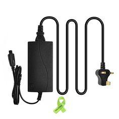 IDEAPRO Universal-Akku Netzteil Ladeger�t f�r zwei R�der, selbstbalancierend elektrische Smart Elektromobile 2 A Wechselstrom AC Adapter 1,5 m, UK-Stecker