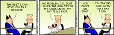 The Dilbert Strip for July 9, 2013