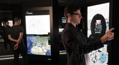 IBM Think Exhibit - Large Scale Multitouch Interactives for the IBM Centennial