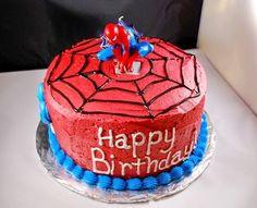 Ideias para festa Homem Aranha