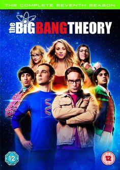 The Big Bang Theory - Season 7 [DVD]: Amazon.co.uk: Johnny Galecki, Jim Parsons, Kaley Cuoco, Simon Helberg, Kunal Nayyar: DVD & Blu-ray