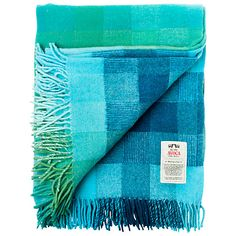 Buy Avoca Spectrum Lambswool Throw Online at johnlewis.com