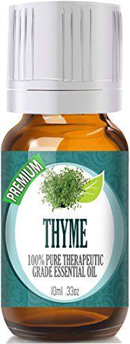 ** Natural Treatment for COPD Emphysema **- Thyme is a great source of potent antioxidant compounds that has been prized for its aromatic oils. The herb offer relief to patients suffering from COPTD. The essential oils present in the herb has shown to imp Essential Oils For Depression, Essential Oils For Eczema, Oils For Sinus, Thyme Essential Oil, Essential Oil Bottles, Therapeutic Grade Essential Oils, Thyme Herb, Oil For Headache, Depression Treatment