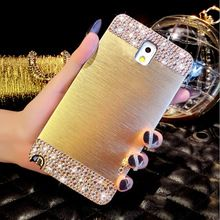 Luxury Handmade Bling Crystal Rhinestone Diamond Ultra Thin Metal Aluminum Brush Hard Back Case Cover For LG G2 G3 G4 Shell Skin(China (Mainland))