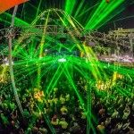 Lasers no Festival Nature One, Alemanha