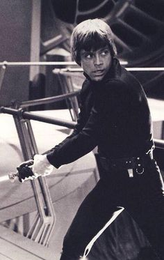 """The most spectacular behind-the-scenes photo from """"Return of the Jedi"""" so far."""