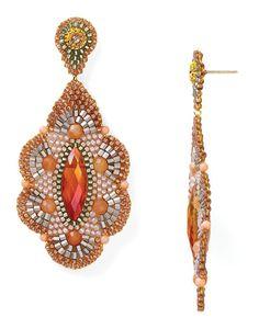 Бисероплетение как ювелирное искусство, или Потрясающие украшения от Мигеля Асеса - Ярмарка Мастеров - ручная работа, handmade