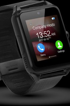 xPower Smart Watch E'come avere uno smart phone in mano! Smart Watch, Smartphone, Samsung, Internet, Watches, Italy, Smartwatch, Wristwatches, Clock