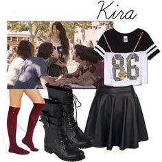 "Get The Look ""Teen Wolf"": Kira"
