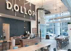 Dollop coffee shop and cafe adds character to Streeterville | Food   Travel | PureWow Chicago