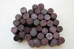 Blueberry #DIY Craft Corks  wine corks  craft supply #valentines #crafts