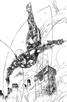 Daredevil by Brett Booth