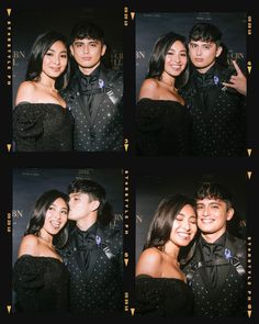 Celebrities Get Silly in Our ABS-CBN Ball 2018 Photo Booth - Star Style PH James Reid Nadine Lustre