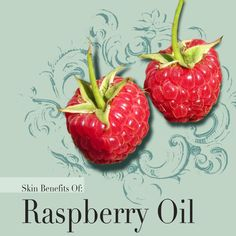Red raspberry seed oil protects skin from UVA and UVB sun exposure and oxidative damage, and plays a crucial role in supporting cellular repair and collagen production. | #nontoxicskincare #raspberryoil #greenbeauty #bblog #cleanskincare #indieskincare